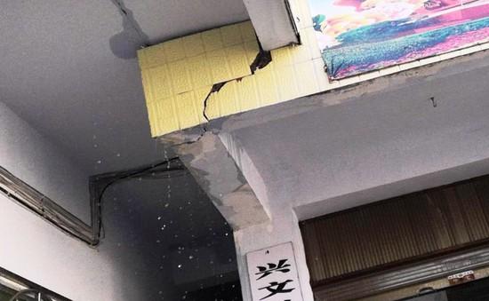 Động đất mạnh 5,7 độ Richter tại Tứ Xuyên, Trung Quốc