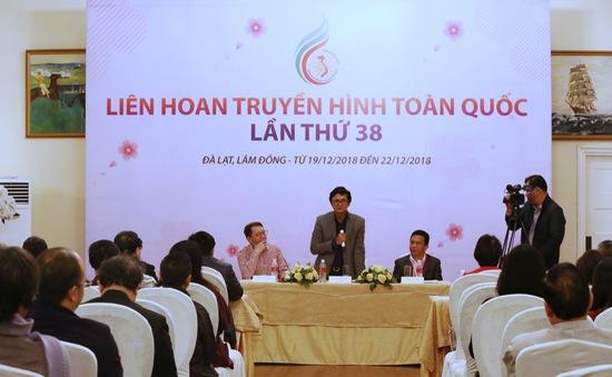 Chủ tịch LHTHTQ 38 mong muốn Ban giám khảo sẽ chọn ra những tác phẩm xứng đáng