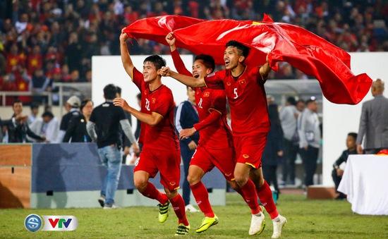 ẢNH: Khoảnh khắc ĐT Việt Nam vỡ òa khi giành chức vô địch lịch sử