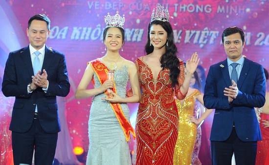 Nhan sắc đời thường của nữ sinh đăng quang Hoa khôi sinh viên Việt Nam 2018