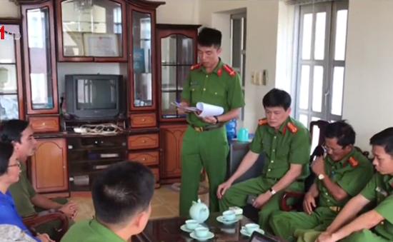 Kiểm tra toàn diện Nhà máy mủ cao su Giang Sơn
