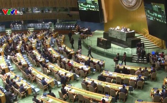 Việt Nam lần đầu trúng cử Ủy ban Luật thương mại quốc tế