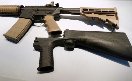 Mỹ cấm bán thiết bị chuyển đổi sang súng tự động