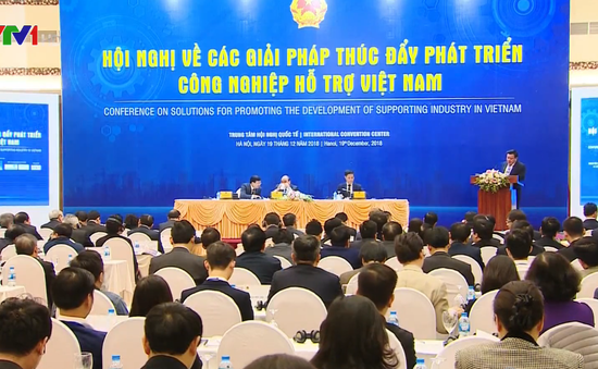 Khai thông điểm nghẽn ngành công nghiệp hỗ trợ - Ưu tiên hàng đầu của Chính phủ