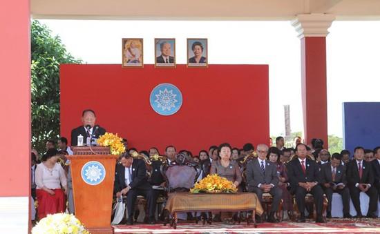 Campuchia tổ chức kỷ niệm 40 năm ngày thành lập Mặt trận Đoàn kết cứu nước