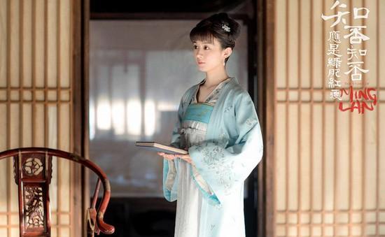 Minh Lan truyện của Phùng Thiệu Phong và Triệu Lệ Dĩnh chốt lịch lên sóng