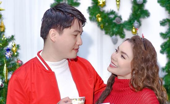 Nguyễn Ngọc Anh đón Giáng sinh ngọt ngào cùng Tô Minh Đức trong single mới