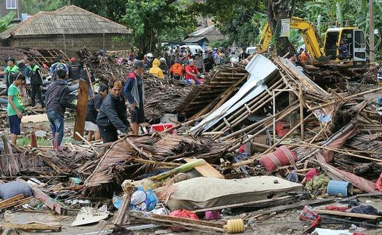 Chưa ghi nhận người Việt Nam bị ảnh hưởng trong thảm họa sóng thần ở Indonesia