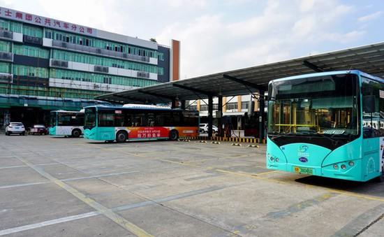 Thâm Quyến - Thành phố đầu tiên trên thế giới có 100% xe bus chạy điện