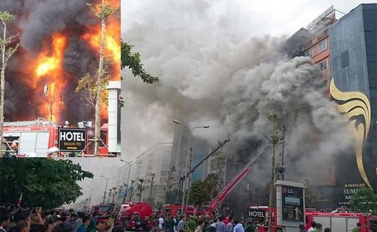 Hiểm họa khôn lường do cháy nổ từ hàn xì