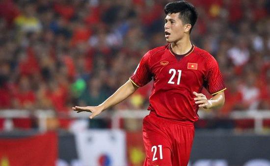 Trung vệ Trần Đình Trọng sẽ không thi đấu tại SEA Games 30