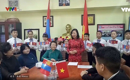 Ký kết hợp tác giáo dục Việt Nam – Mông Cổ