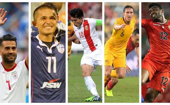 Asian Cup 2019 có thể là giải đấu cuối cùng của những ngôi sao này!