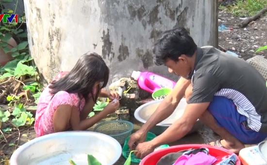 Kiên Giang: 200 hộ dân chờ nước sạch suốt 10 năm