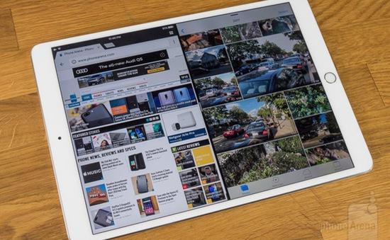 iPad Pro gặp lỗi xuất hiện điểm sáng trên phím Home