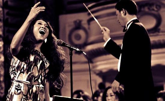 Nguyên Thảo hội ngộ cùng dàn sao lớn tại Live Concert Dương Thụ