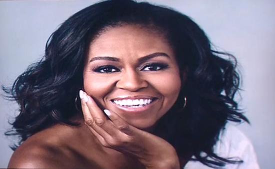 Michelle Obama - Người phụ nữ đáng khâm phục nhất năm 2018