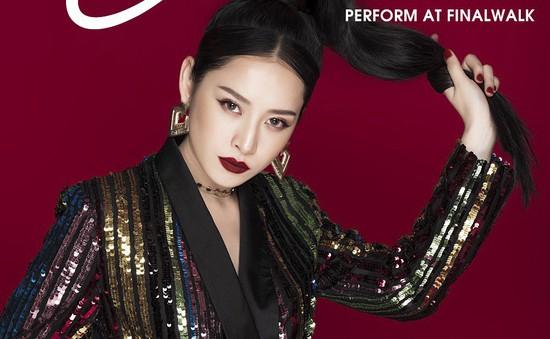 """Chi Pu khuấy động chung kết The Face Vietnam 2018 với hit mới """"Mời anh vào team em"""""""