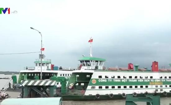 Phà Cát Lái, Bình Khánh: Hoạt động thông thoáng trong ngày đầu nghỉ lễ