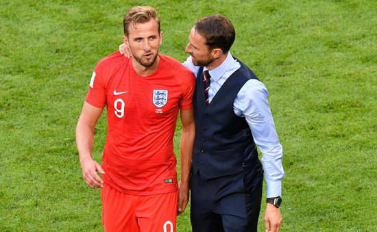Gareth Southgate và Harry Kane nhận danh hiệu Hoàng gia Anh