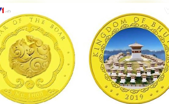 Nhiều nước ra mắt những đồng tiền quý mừng năm Kỷ Hợi