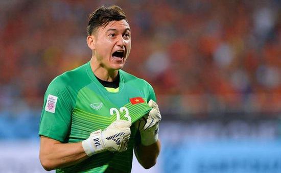 Đặng Văn Lâm lập kỷ lục giữ sạch lưới tại AFF Cup