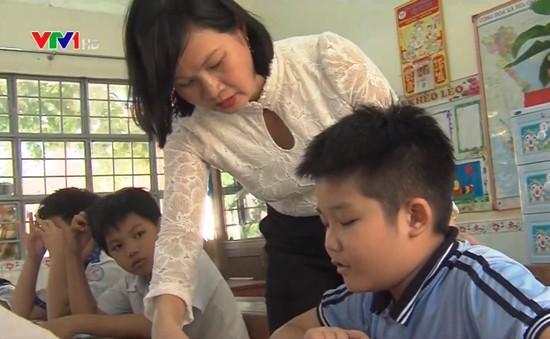 Cần hỗ trợ giáo viên giúp trẻ khuyết tật hòa nhập