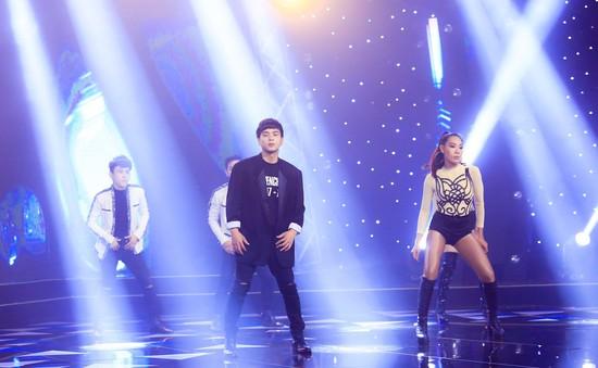 Hồ Quang Hiếu đốn tim fan với loạt hit quen thuộc tại Âm nhạc & Bước nhảy
