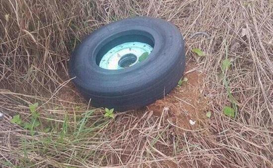 Tìm thấy chiếc lốp thứ 2 của máy bay Vietjet gặp sự cố tại Buôn Ma Thuột