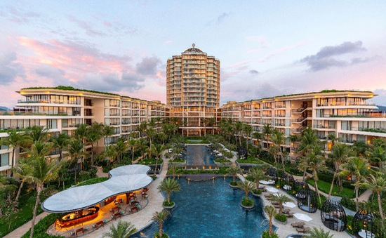 Dự án nghỉ dưỡng tại Phú Quốc đạt 3 giải thưởng Du lịch Thế giới 2018