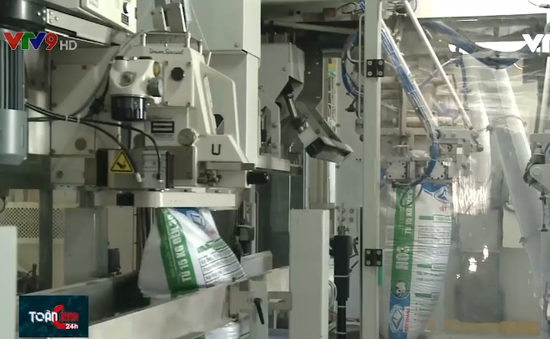 Lần đầu tiên sản xuất thức ăn chăn nuôi bằng tự động hóa robot