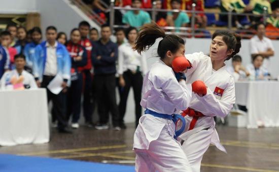Karatedo Đại hội TTTQ 2018: Các nhà vô địch khẳng định sức mạnh