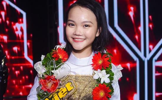 Học trò Hồ Hoài Anh - Lưu Hương Giang đăng quang quán quân Giọng hát Việt nhí 2018