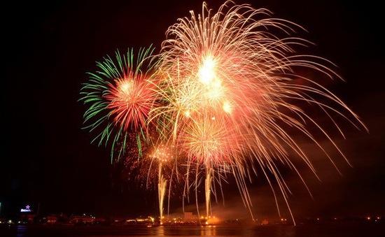 6 điểm bắn pháo hoa dịp Tết Dương lịch, Tết Nguyên đán 2019 ở TP.HCM