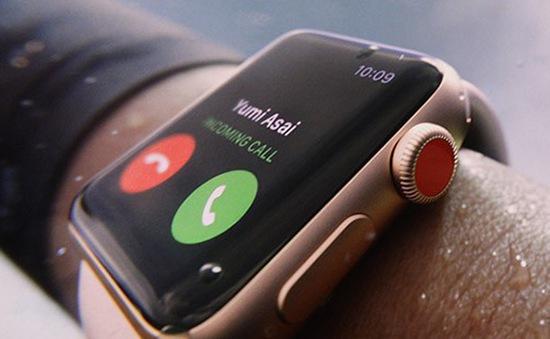 Đã có 4,2 triệu chiếc Apple Watch bán ra trong quý III/2018