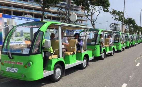 Đà Nẵng chuyên nghiệp hóa hoạt động vận tải du lịch