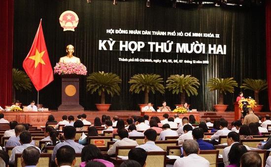 Kỳ họp thứ 12 HĐND TP.HCM chính thức khai mạc
