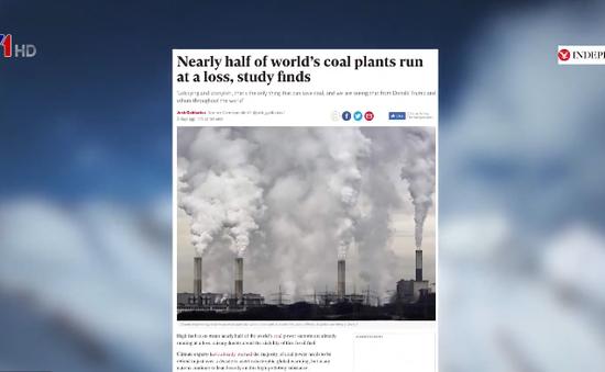 42% các nhà máy nhiệt điện thế giới đang thua lỗ