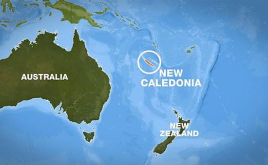 Động đất mạnh và cảnh báo sóng thần tại New Caledonia