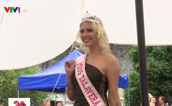 Độc đáo cuộc thi hoa hậu dành cho các nữ tù nhân ở Brazil