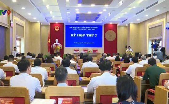 HĐND tỉnh Khánh Hòa chất vấn về thiệt hại do mưa lũ