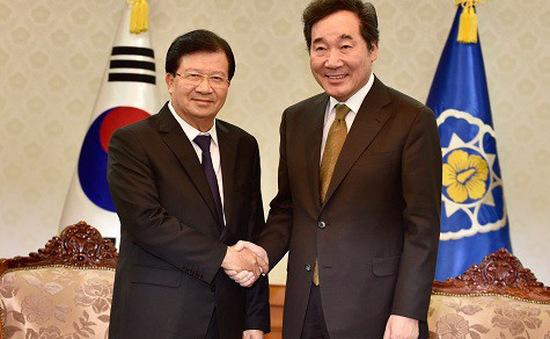 Đề nghị Hàn Quốc nhập khẩu nông sản của Việt Nam