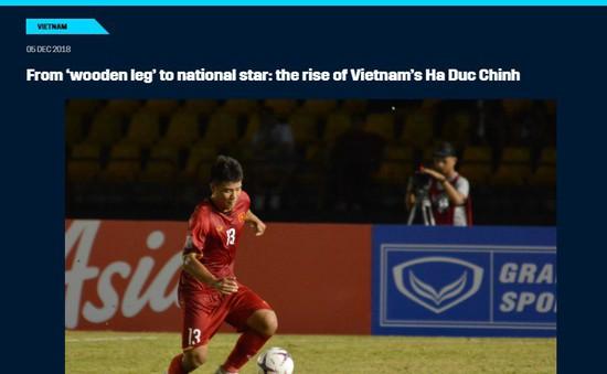 Chưa ghi bàn, tiền đạo ít được đá của ĐT Việt Nam vẫn được AFF ngợi khen