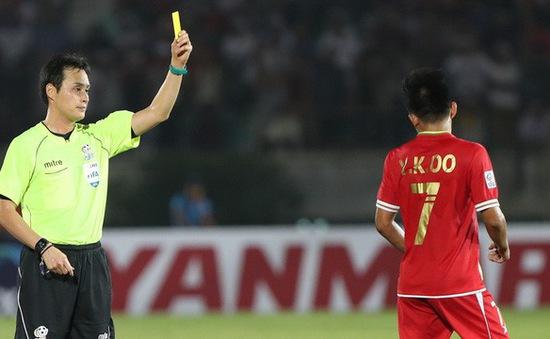 """AFF Cup 2018: Trọng tài chính bắt trận lượt về tại Mỹ Đình rất """"có duyên"""" với bóng đá Việt Nam"""