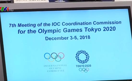 Điều chỉnh thời gian thi đấu Olympic Tokyo 2020