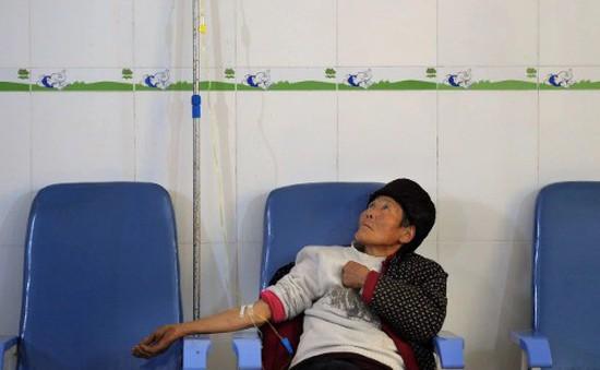 HIV/AIDS lan nhanh giữa người già Trung Quốc