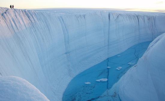 Băng ở Greenland tan nhanh đáng báo động