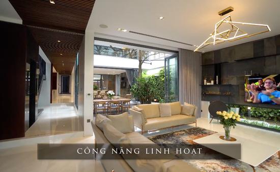 Sự cân bằng hoàn hảo: Khám phá kiến trúc nhà ở độc đáo của KTS Hoàng Minh Tuệ