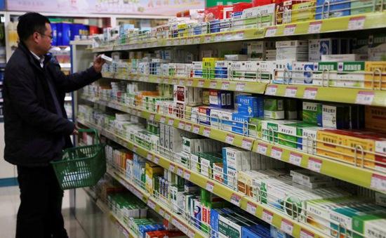 Thị trường dược Trung Quốc bốc hơi 26 tỷ USD vốn hóa chỉ trong 2 ngày
