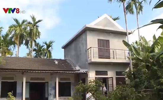 Thừa Thiên Huế: Hỗ trợ hộ nghèo xây nhà tránh bão